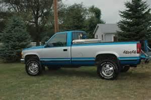 1991 Chevrolet Silverado 1500 J87cupp1 1991 Chevrolet Silverado 1500 Regular Cab Specs