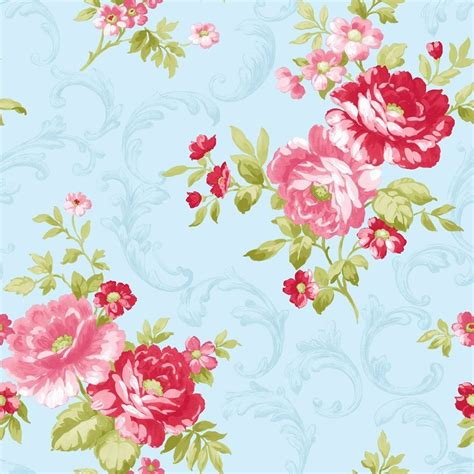 vintage flower wallpaper uk shabby chic wallpaper popular photography backgrounds