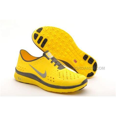 Nike Free Running Yellow nike free run 5 0 womens shoes olympic running yellow grey