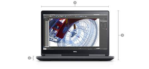 Mobile Precision Dell M7720 dell precision 7720
