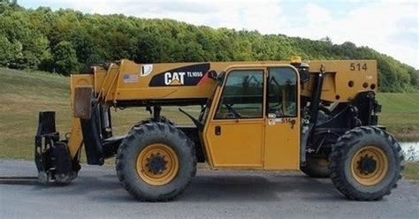 Caterpiller Service Manual Caterpillar Cat Tl1055 Tl1255