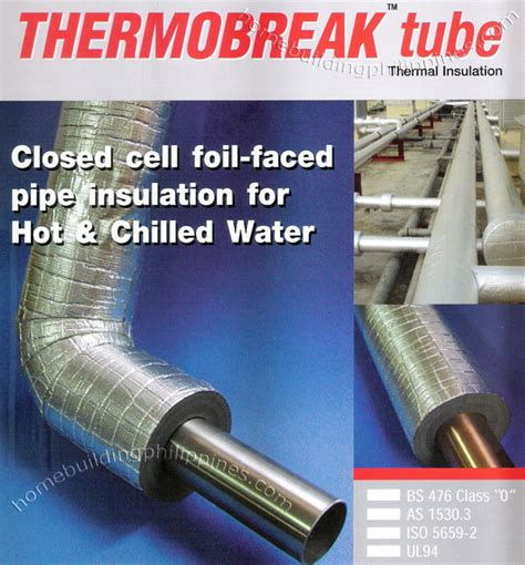 Home Interior Design Philippines Images Closed Cell Foil Faced Pipe Insulation For And Chilled