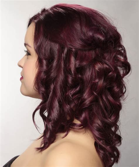 casual up hairstyles for short hair casual half up long curly hairstyles casual half up long