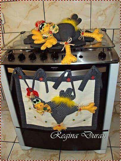 juegos de cocina bordados en patchwork arm lencer 205 a de cocina patr 211 n o molde patchwork