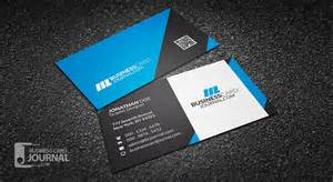 professional business cards free modern professional business card template