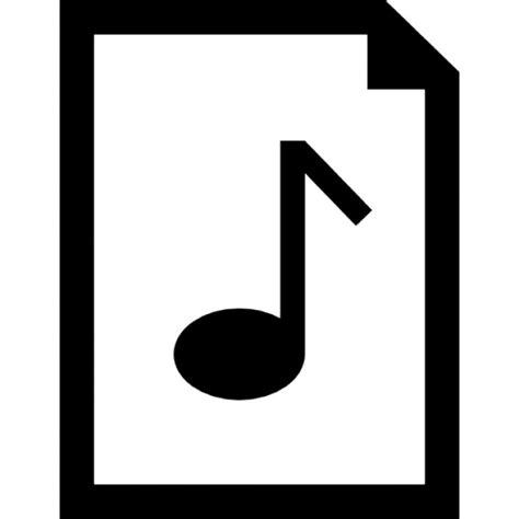 imagenes simbolo musical documento m 250 sica s 237 mbolo interfaz de una hoja de papel con