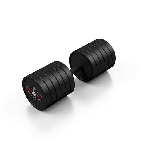 Dumbbell 50 Kg steel rubber dumbbell 50 kg marbo sport b2b marbo sport pl