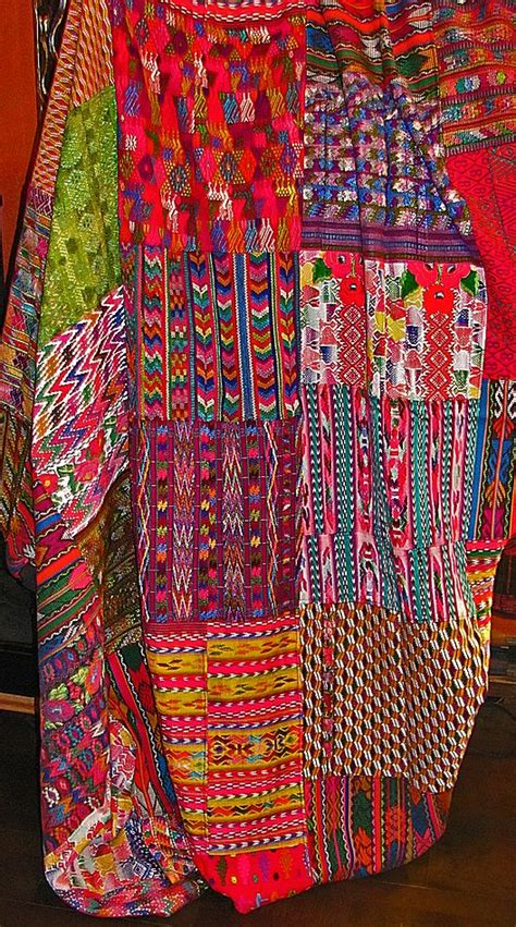 Guatemalan Quilt by This Guatemalan Quilt Is Vibrant And Of Movement Anything Similar You D Like To
