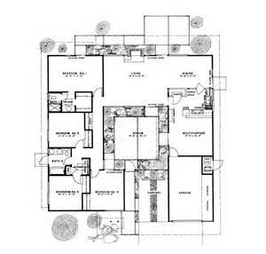 eichler homes floor plans eichler style floor plans trend home design and decor