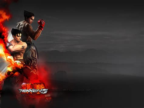 game wallpaper tekken 5 46 latest and cool tekken 3 4 5 6 wallpaper in hd nexuss