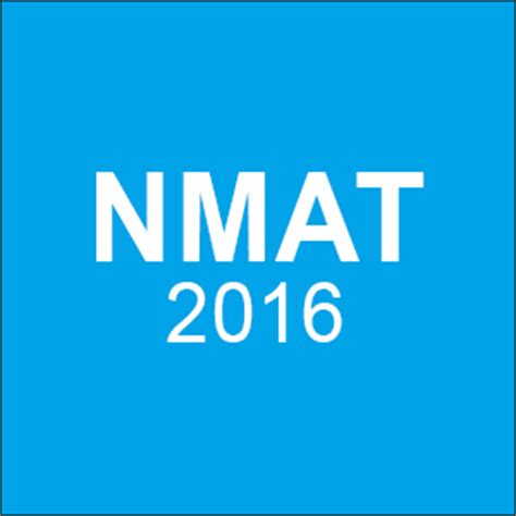 Nmat Mba by Nmat 2016 Result Out Mba Updates