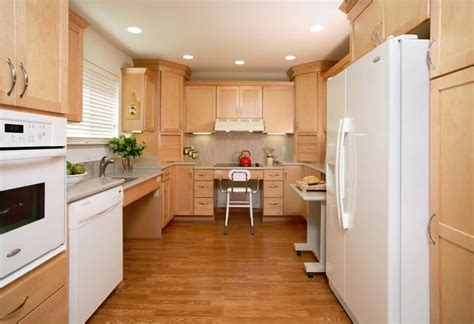 Colors For Kitchens With Light Cabinets - 7 beautiful kitchens for aging in place home remodeling seniors