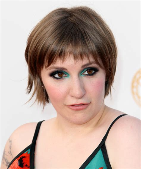 lena dunham short hair lena dunham hairstyles in 2018