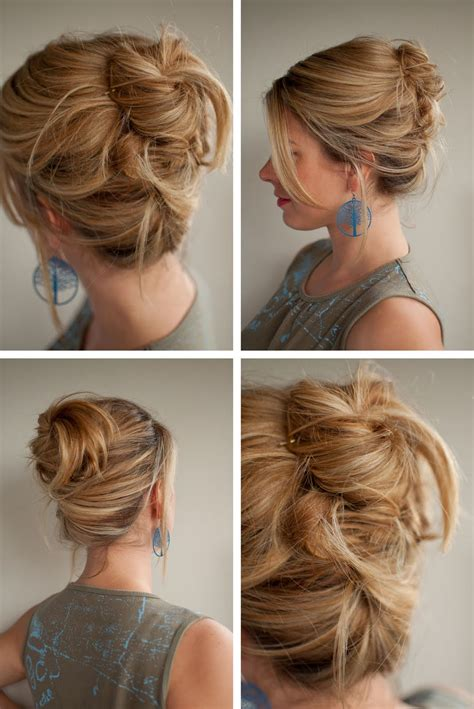 Twist And Pin Hairstyle by 30 Days Of Twist Pin Hairstyles Day 22 Hair