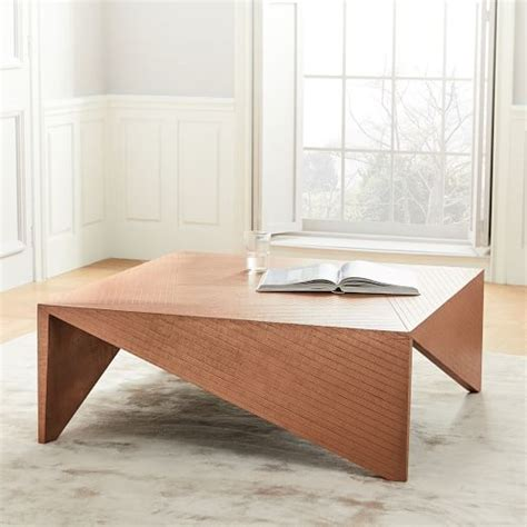 west elm etched granite coffee table copper clad coffee table west elm