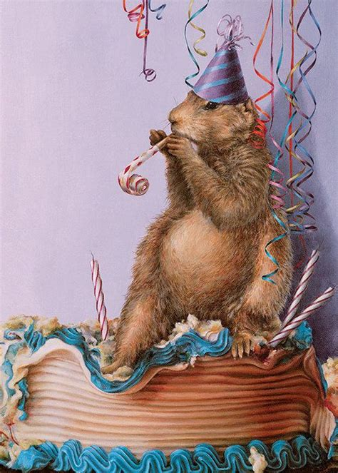 groundhog day birthday birthday cards greeting cards groundhog day card blank