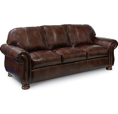 thomasville leather sofa pin by felecia craig on furniture pinterest