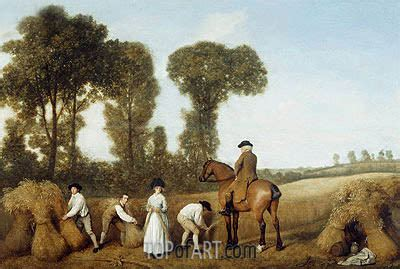 The Time Jean Stubbs the reapers george stubbs painting reproduction 11629 at topofart