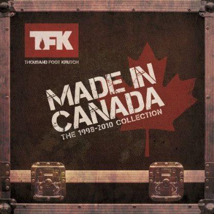 Thousand Foot Krutch Made In - thousand foot krutch made in canada hm magazine