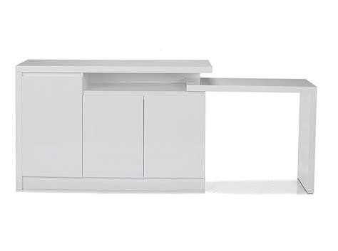 meuble cuisine avec table int馮r馥 les 25 meilleures id 233 es de la cat 233 gorie table escamotable