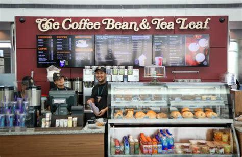 Coffee Bean And Tea Leaf the coffee bean tea leaf denver international airport
