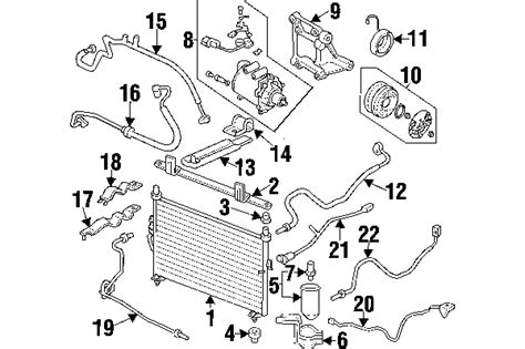 honda crv parts diagram 1998 honda cr v parts honda parts oem honda parts
