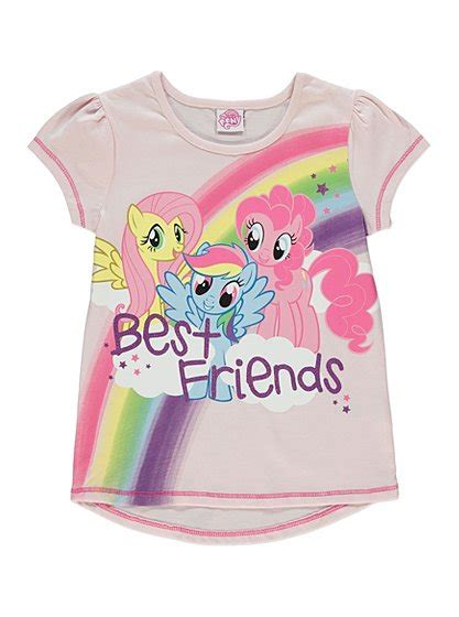 My T Shirt my pony t shirt george at asda