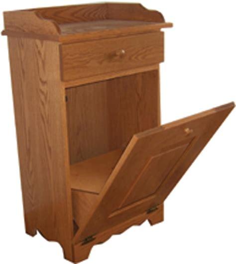 tilt out trash bin cabinet with drawer tilt out trash bin w drawer amish swings things