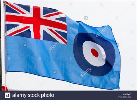 Raf Flag ramsgate war and peace show raf royal air stock photo royalty free