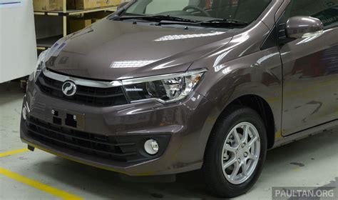 Perodua Bezza Sedan Toyota Etios Rival Revealed Malaysia | perodua bezza sedan toyota etios rival revealed malaysia