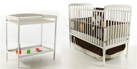Baby Crib And Changing Table Combo On Me 2 In 1 Size Convertible Crib And Changing Table Combo White Baby Baby