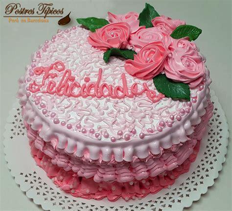 felicitaciones de cumpleanos con torta de colores torta de cumplea 241 os de merengue italiano con diferentes