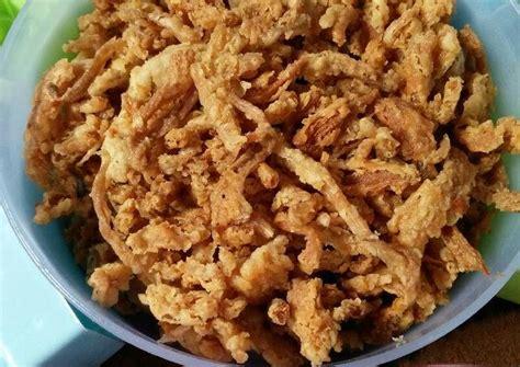 resep keripik jamur oleh rika selpiana cookpad