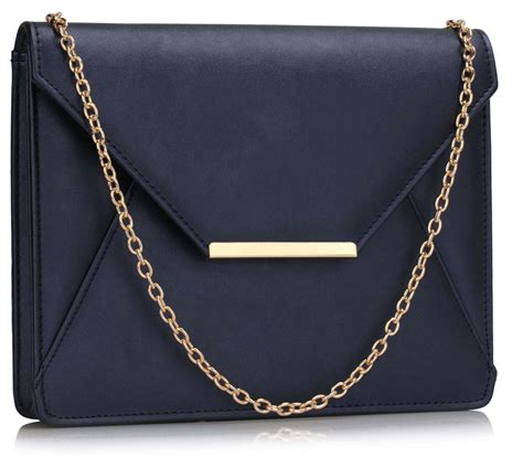 Flap Clutch lse00307 navy flap clutch purse