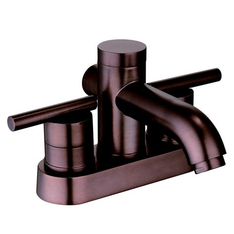 oil bronze faucets bathroom centerset 2 handle deck mount bathroom faucet oil rubbed