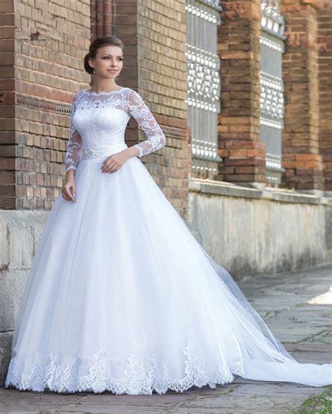 Modest Cheap Wedding Dresses
