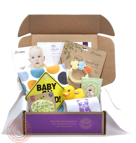 Subscription Box Giveaway - 16 minute club breastfeeding subscription box review giveaway mama pure