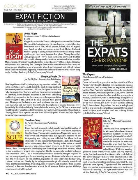 how to cancel magazine subscriptions immediately books expat book reviews fiction global living magazine new