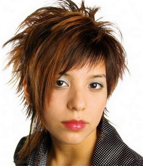 funky asymetrc bob hairsyles short funky haircuts for women
