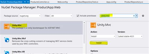 repository pattern mvc 5 how to implement the repository pattern in asp net mvc