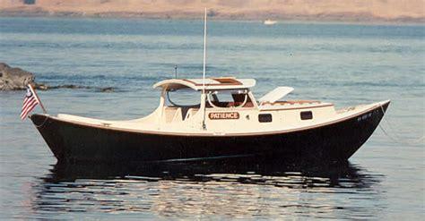 nesting dory boat scaled up grand banks dory
