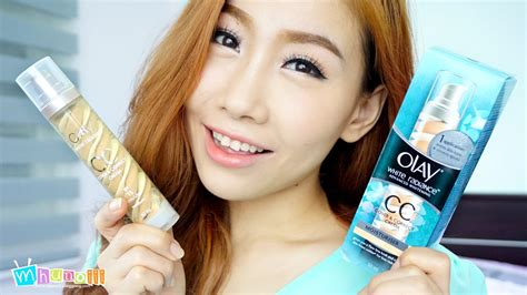 Olay Cc White Radiance review olay white radiance cc cover correct