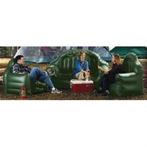 coleman inflatable loveseat coleman 174 inflatable sofa 60586 at sportsman s guide
