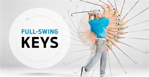 swing full golf digest full swing keys video series