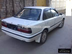 Toyota Se For Sale Used Toyota Corolla Se Saloon 1992 Car For Sale In