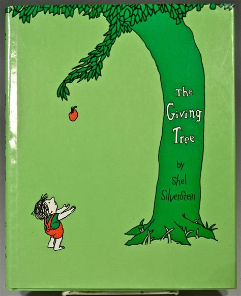 the giving tree book with pictures children s book the giving tree by shel by dancingfaunemporium