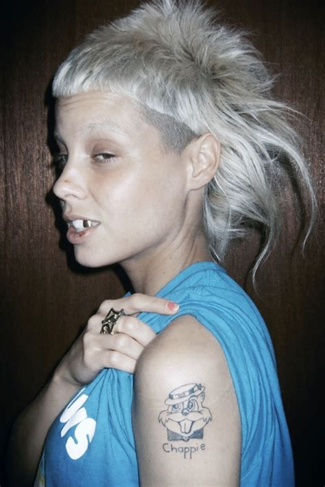 die antwoord tattoos image result for yolandi visser tattoos
