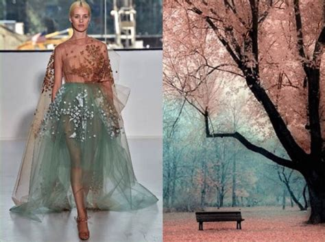 Fashion Themes Related To Nature | fashion nature how fashion designer get inspired by