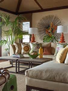 tropical style living room how to achieve a tropical style