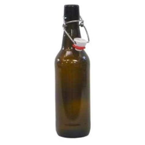 swing top beer bottles uk amber swing top beer bottles 750 ml per bottle